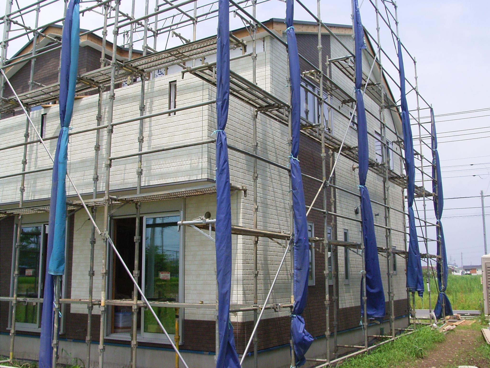江戸川区 狭小住宅・3階建て・二世帯住宅の注文住宅